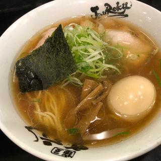 秋刀魚醤油(麺屋 丈六)