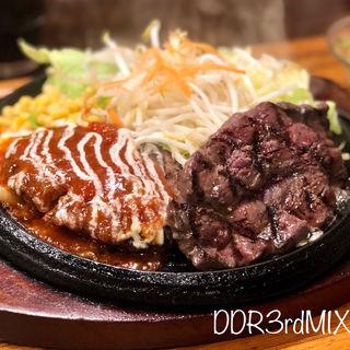 健康バークビーフ&ハンバーグ(ミスター・バーク カリーノ宮崎店 )