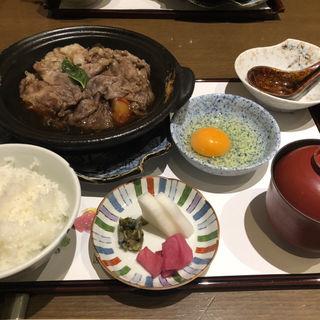 トマトすき焼き膳(三田ばさら )
