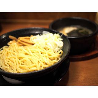 濃昆つけ麺(烈火 本店)