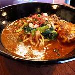 味玉スパイスカレー拉麺