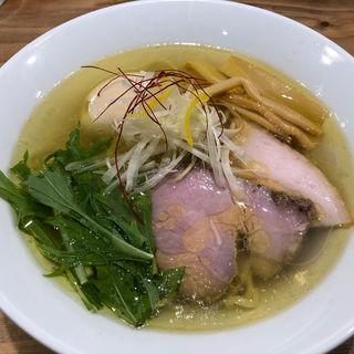 鶏塩らーめん(麺処 ぐり虎 本店)