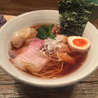 醤油らあめん (Homemade Ramen 麦苗 )