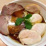 鶏そば(鶏谷 (トリタニ))