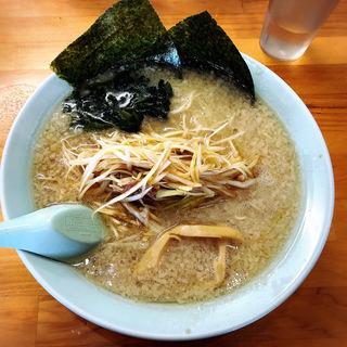 醤油ネギラーメン(ラーメンショップ 足利50号店 )