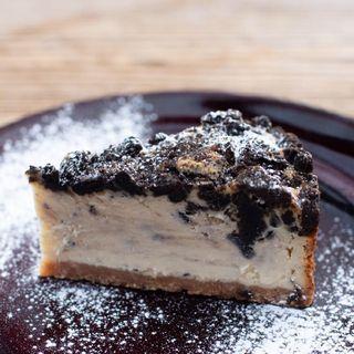 黒ごまのベイクドチーズケーキ(パーランド (parland))