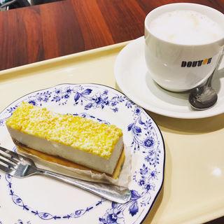ケーキセット(ドトールコーヒーショップ 湯島春日通り店 )