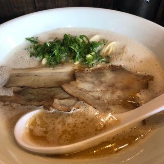 魚介豚骨ラーメン(一角)