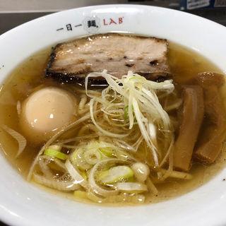 いつものヤツ(一日一麺LAB+ (イチニチイチメンラボプラス))