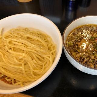 黒つけそば(鶴麺 鶴見本店 (つるめん))