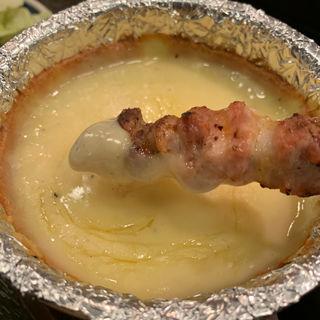 チーズフォンデュセット(もも屋 上前津店 (ももや))
