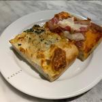 ピッツァ&パンチェッタ