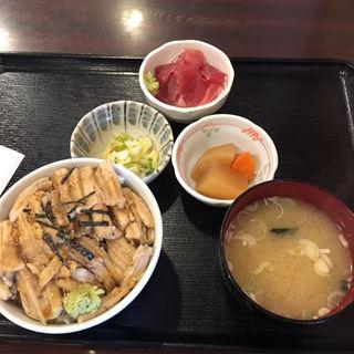 あなご丼(和鮮しんま 東陽町店)