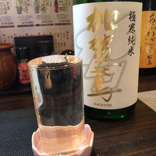 日本酒  加賀鳶【石川県】