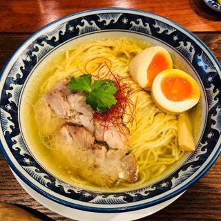塩ラーメン(麺処 山一)