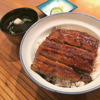 ランチうな丼(桜)(うなぎ徳 西麻布店 (【旧店名】八百徳))