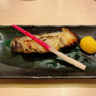 銀ダラ西京焼(寿司 鮪家(つなや))