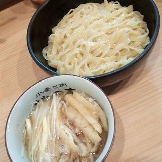 つけ麺 天日塩味(小麦と肉 桃の木 )
