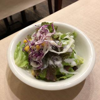 サラダ(街の洋食屋 AKIRA (マチノヨウショクヤ アキラ))