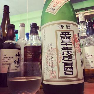 清酒 戊戌(85cafe(ハコカフェ))