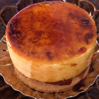 キャラメルポンム(La Vie Douce Café (ラヴィドゥースカフェ))