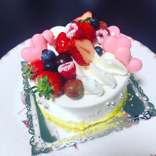 ショートケーキ(ラ・ローズ・ジャポネ (La Rose des Japonais))