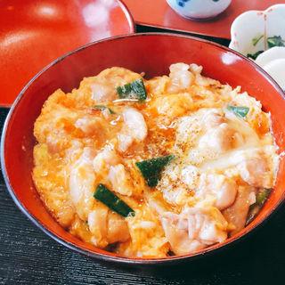 親子丼(但馬山杉澤 )