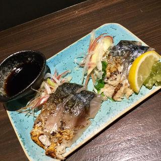 スモーク鯖(糀-コメノハナ-)