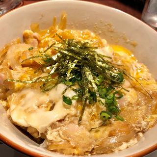 特製‼︎玉子たっぷり親子丼(六ヶ城 (ろっかんじょう))