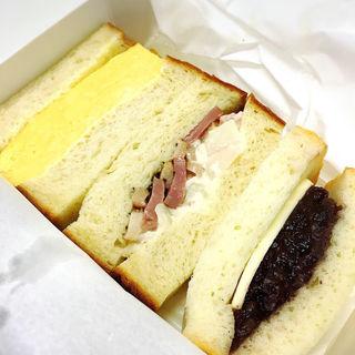 ミックスサンド(俺のBakery&Cafe 京王モール店)