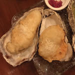 牡蠣フリット