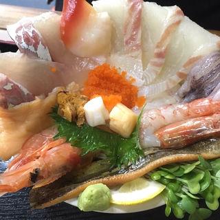 海鮮丼定食(立石 (たていし))