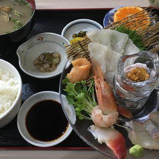 刺身定食(立石 (たていし))