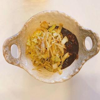 小さなビーフ野菜カレー(みぼうじんカレー )