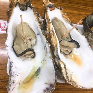 牡蠣(岡田鮮魚店)