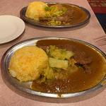ムルギランチ(ナイルレストラン)