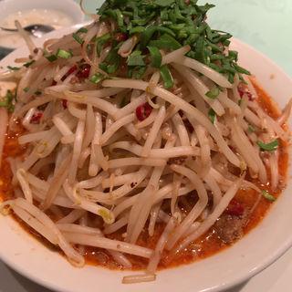 もやし担々麺(唐人飯店 (トウジンハンテン 【旧店名】吉華))