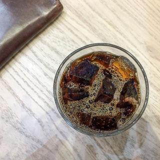 アイスコーヒー(ドトールコーヒーショップ 青山店 )