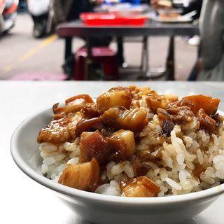 魯肉飯(原汁排骨大王)