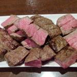 赤牛のモモ肉