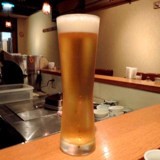 ビール(生)(ふくみみ )