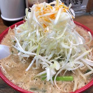 ネギ味噌ラーメン(らーめん弁慶 門前仲町店 (べんけい))