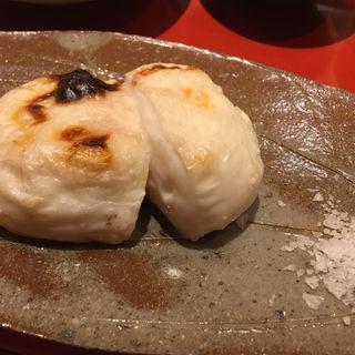 焼き白子(鮨 かねさか パレスホテル東京店 (すしかねさか))