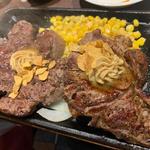 ヒレ&リブ(いきなりステーキ 東京八重洲地下街店 )