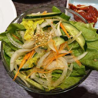 グリーンサラダ(東天閣 川崎本店)