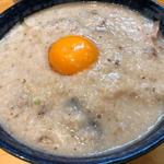 あたたかい山(大阪麺哲 (メンテツ))