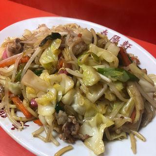 皿うどん(春陽軒 ((福岡市箱崎)))