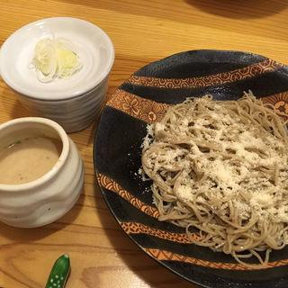 冷製5種チーズ蕎麦(浜町 かねこ)