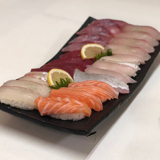 寿司盛り(よりみち心)