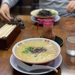ラーメン(博多元気一杯!!)